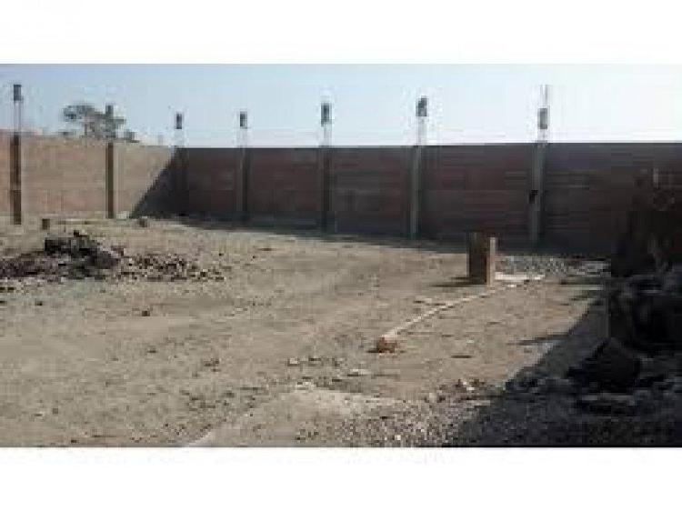 Terreno 1055 m² Urb Ensenada Puente Piedra