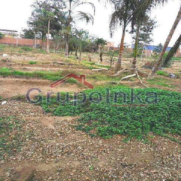 Terreno Agricola Cerca a La Panamericana