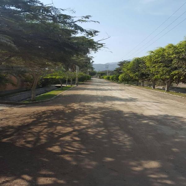 Terreno Pachacamac Fundo Casablanca 10035 m²