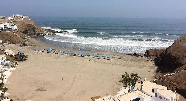 Terreno en Playa Palillos Frente Al Mar