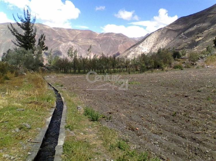 Terreno en Venta en Yanahuara en El Valle Sagrado de