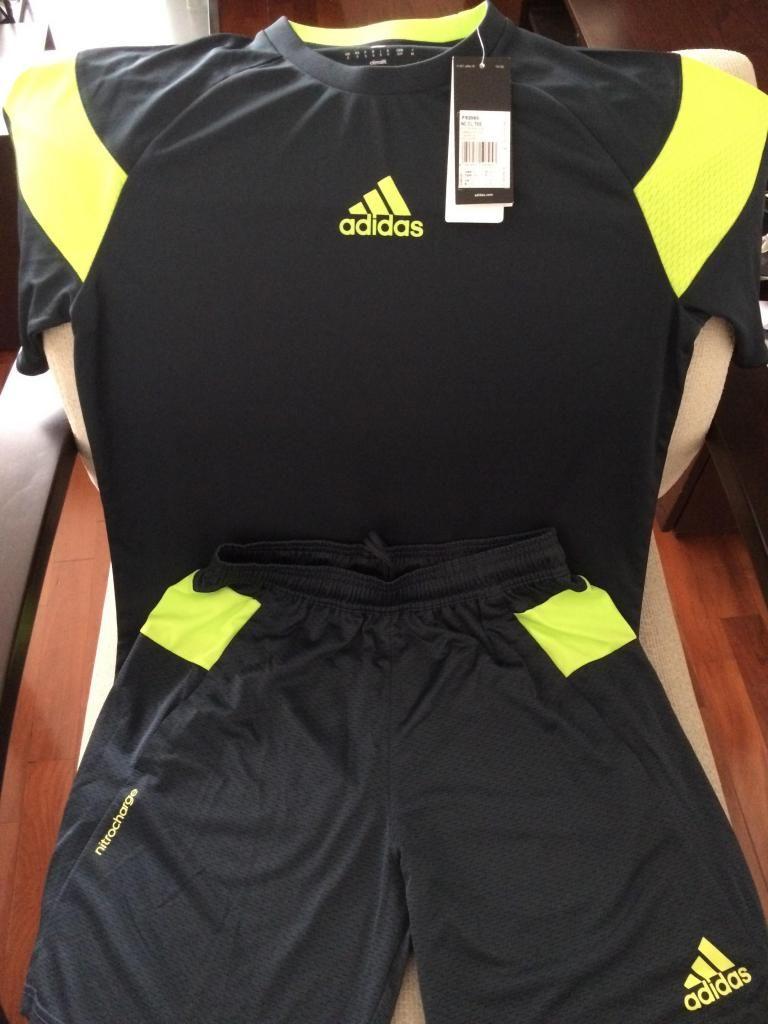 Uniforme Adidas futbol original Nitrocharge talla S