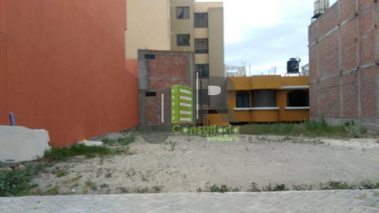 Vendo Hermoso Terreno en Residencial Privada de Cayma Buena