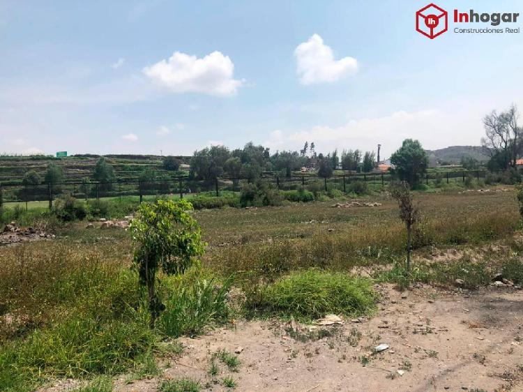 Vendo Terreno Para Casa Campestre Saranpampa - Tiabaya