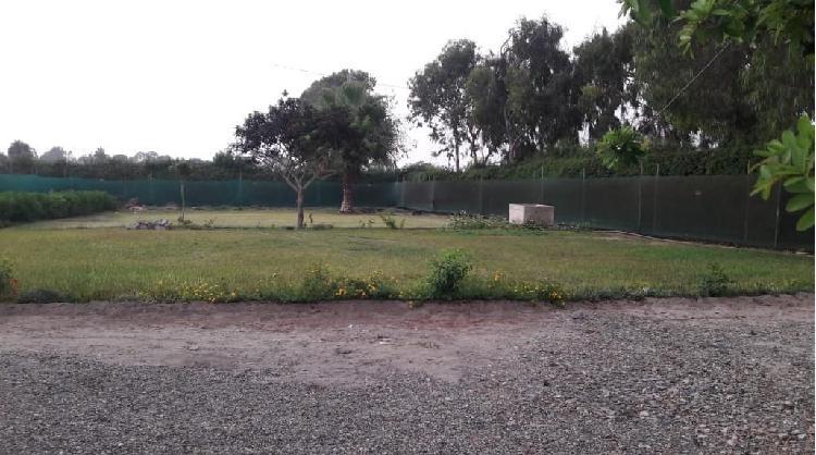 Vendo Terreno Para Casa de Campo en Bujama Mala a 1 Km de