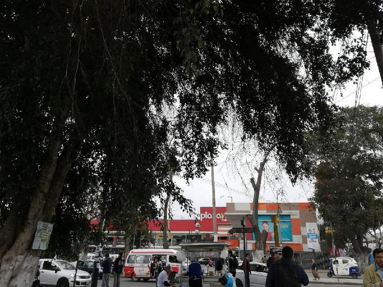 Vendo Terreno en Chorrillos, Muy Cerca a La Puerta del