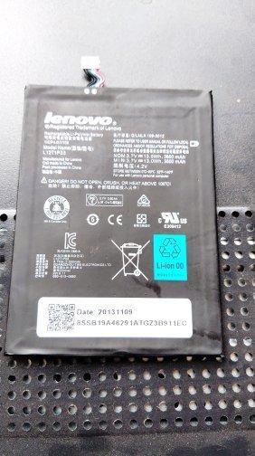 Vendo bateria Tablet Lenovo