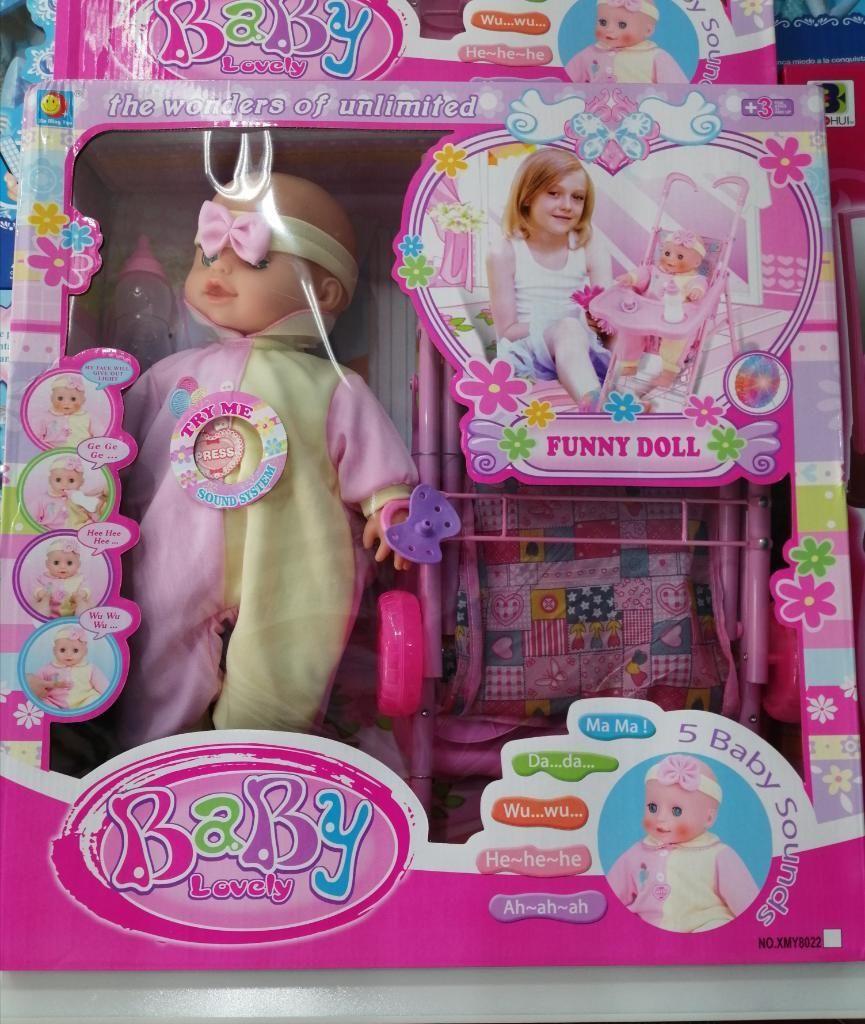 Muñeca Baby Lovely Al por Mayor Y Menor