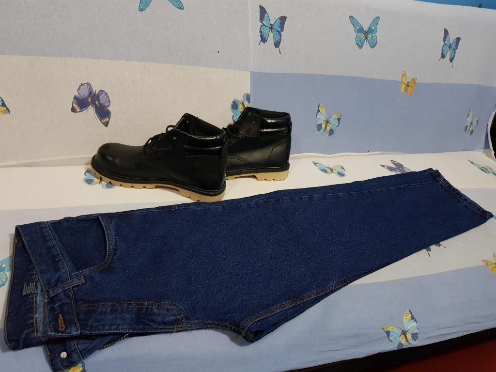 Vendo Jean(32) Zapato Dielectrico(42)