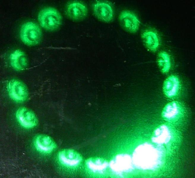 Efecto Cabeza Led Proyector De Figuras Luces Sicodelicas