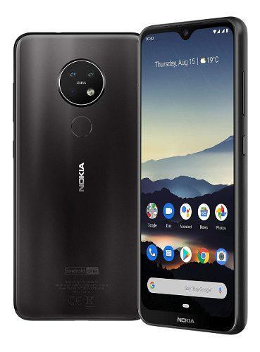 Nokia 7.2 - 2020 / Android One / 6gb Ram / 128gb / Tienda!!