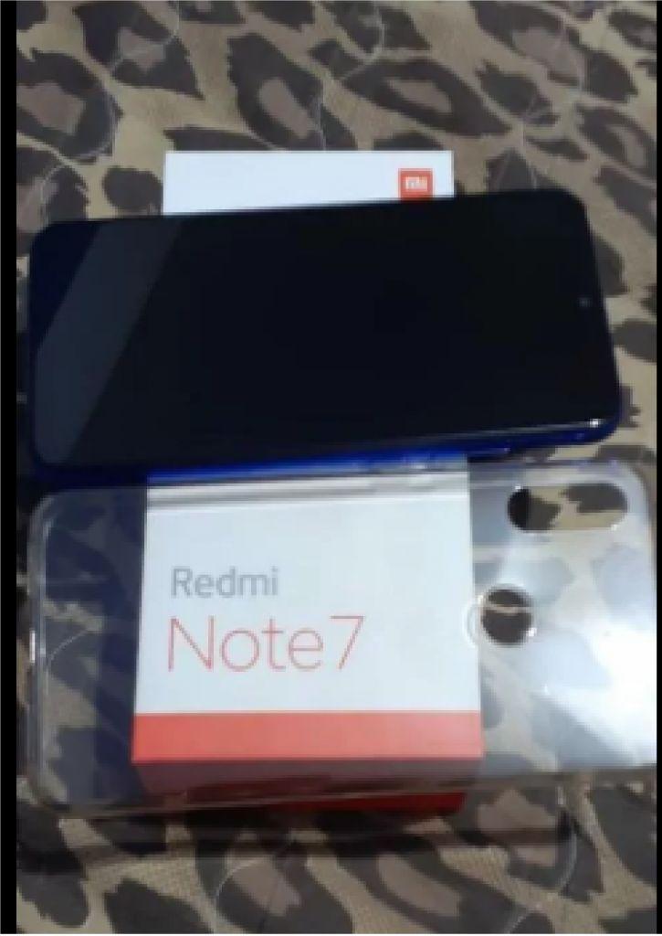 XIAOMI REDMI NOTE 7 64 GB - 4G RAM