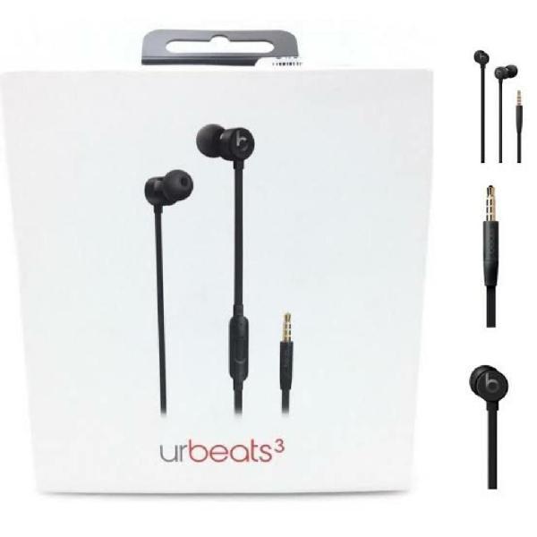 Audífono Urbeats 3 By Dr Dre Entrada 3.