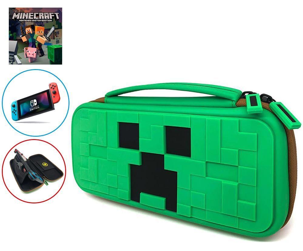 Funda protectora para Nintendo Switch/ case viajero /estuche