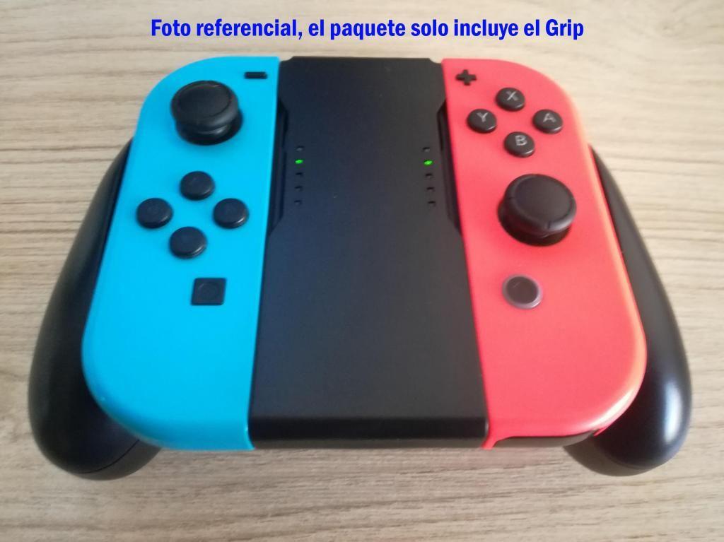 Nintendo Switch Grip Cargador genérico Para Joycon Usb C