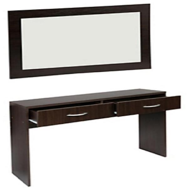 Recibidor con Espejo Mueble Entrada Sala