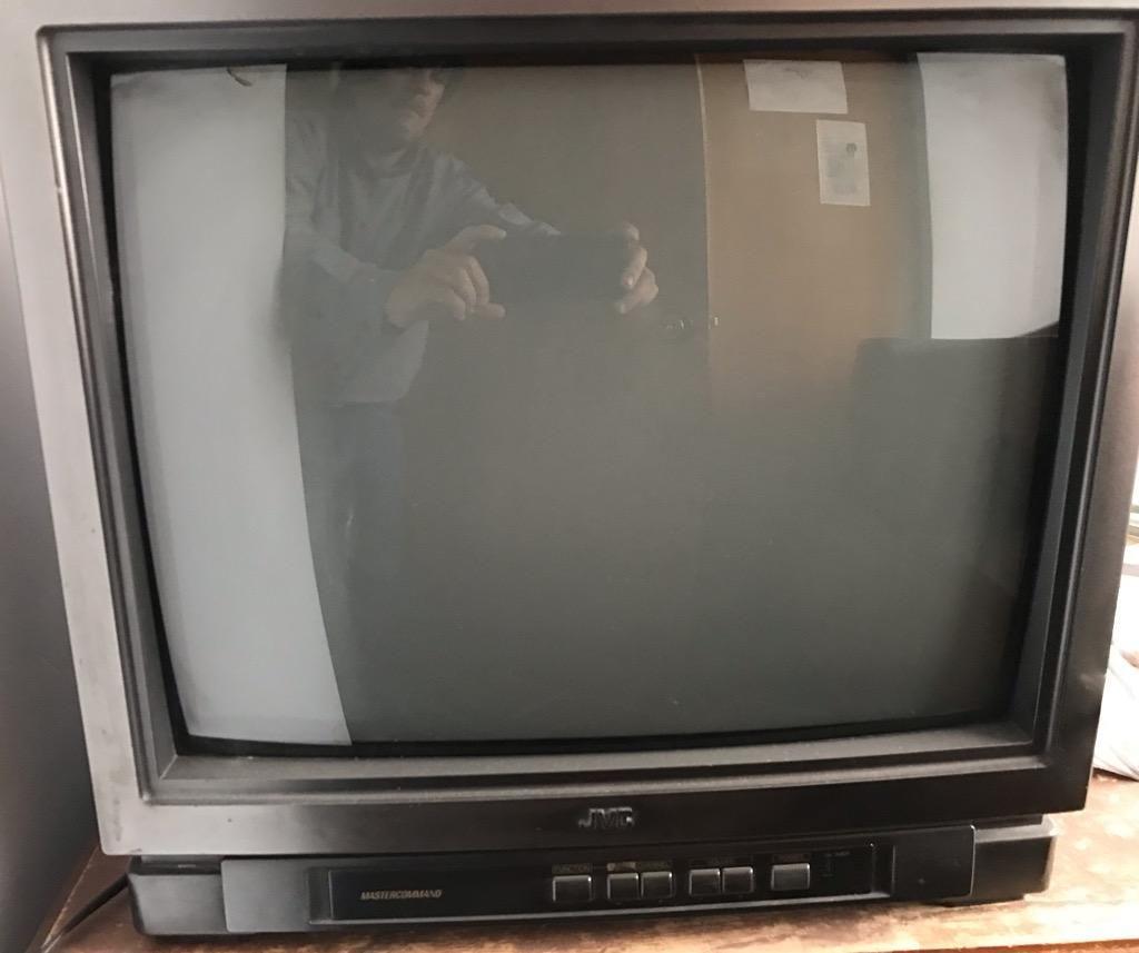 "Televisor Jvc 19"" a Color"