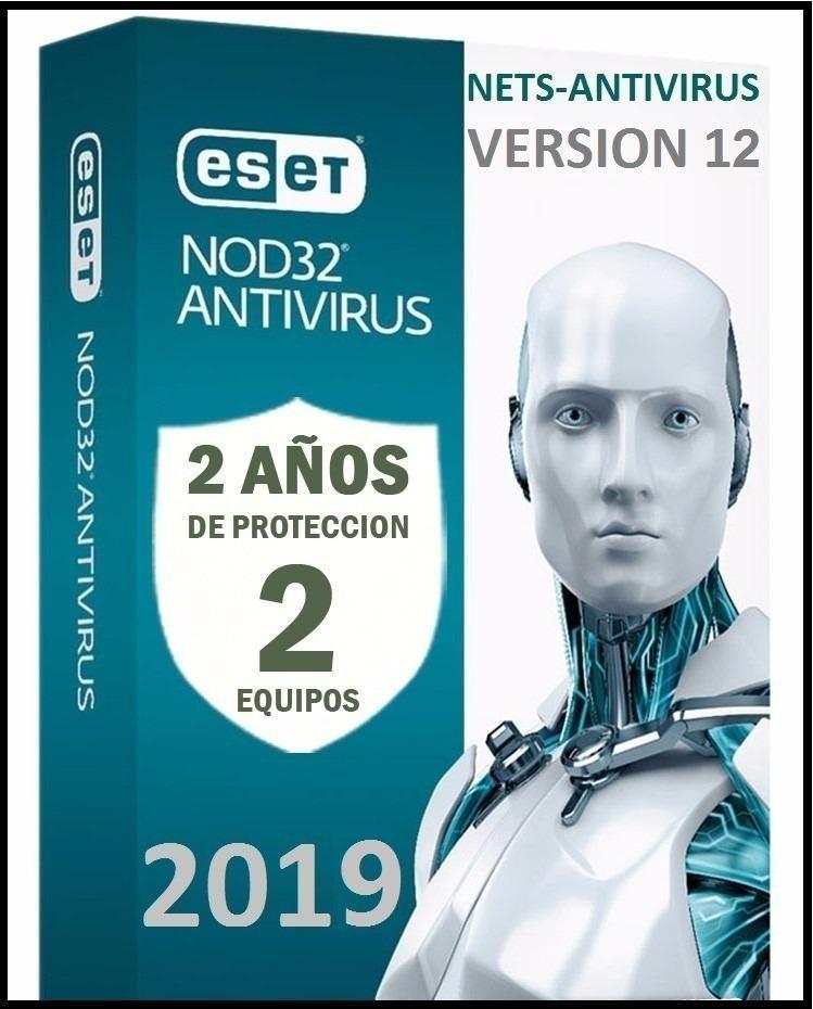 VENTA DE ANTIVIRUS NOD32 ORIGINAL ASTA EL  s/50