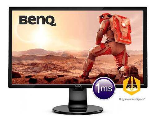 Monitor Elegante Benq Led 24 Gl2460bh Vga - Dvi - Hdmi