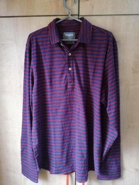 Se vende polo camisero manga larga y camisa para hombre,