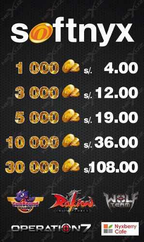 Cash Sofnyx (30,000 + 4,500 Bonus) ** Nexuzgaming**