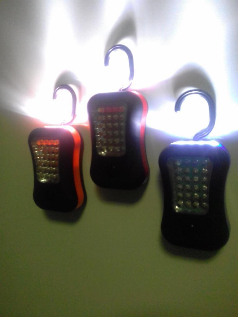Luces LED brillantes
