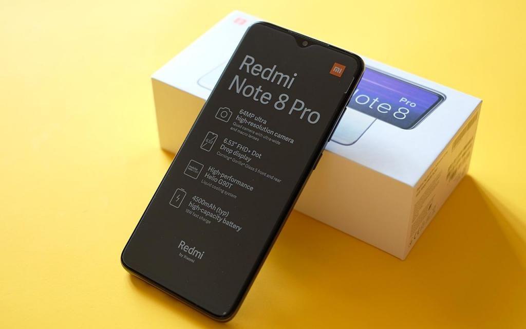 XIAOMI Redmi Note 8 Pro 128 Gb