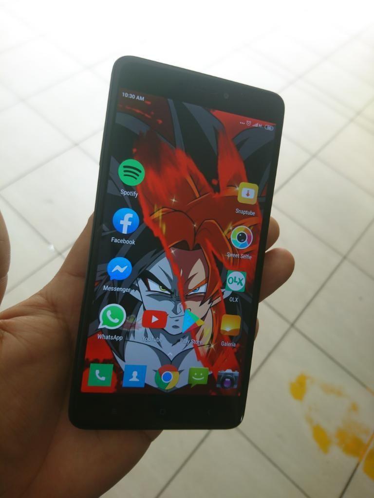 Xiaomi Redmi Note 4 4g Libre 64 4 de Ram