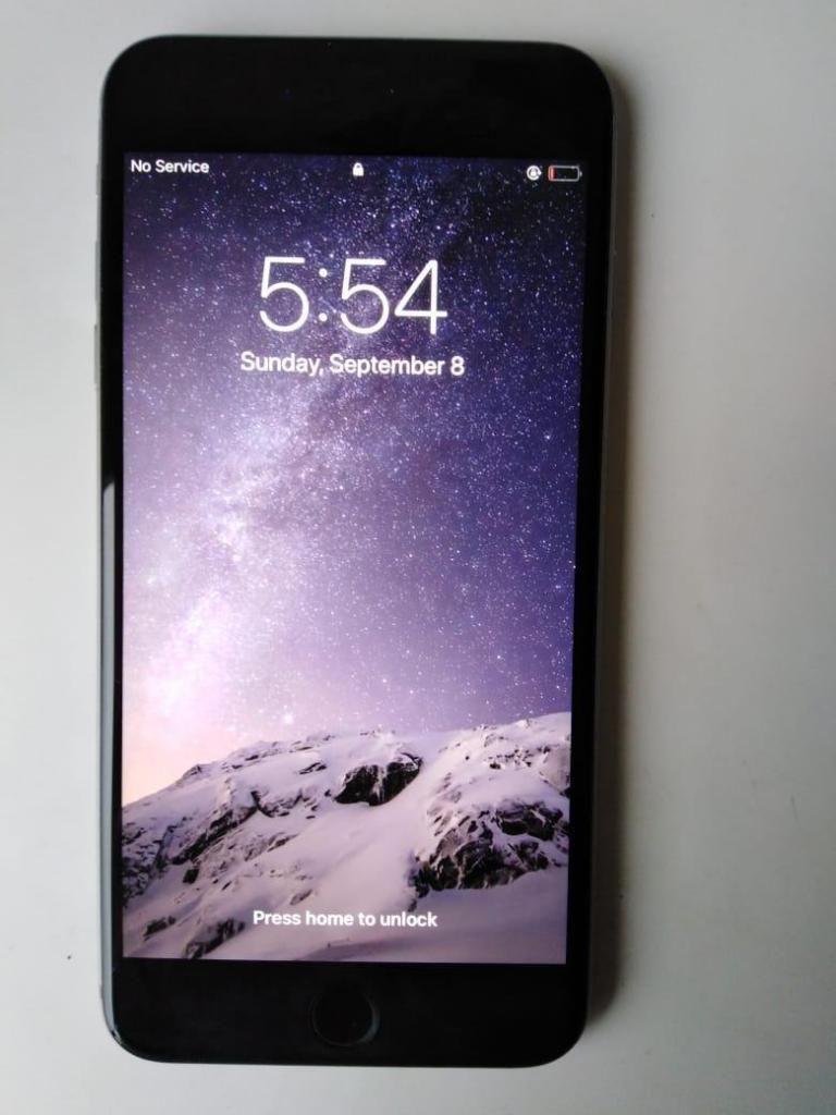 iPhone 6s Plus 16gb Perfecto Estado 9 De 10 (Bateria al 93%)
