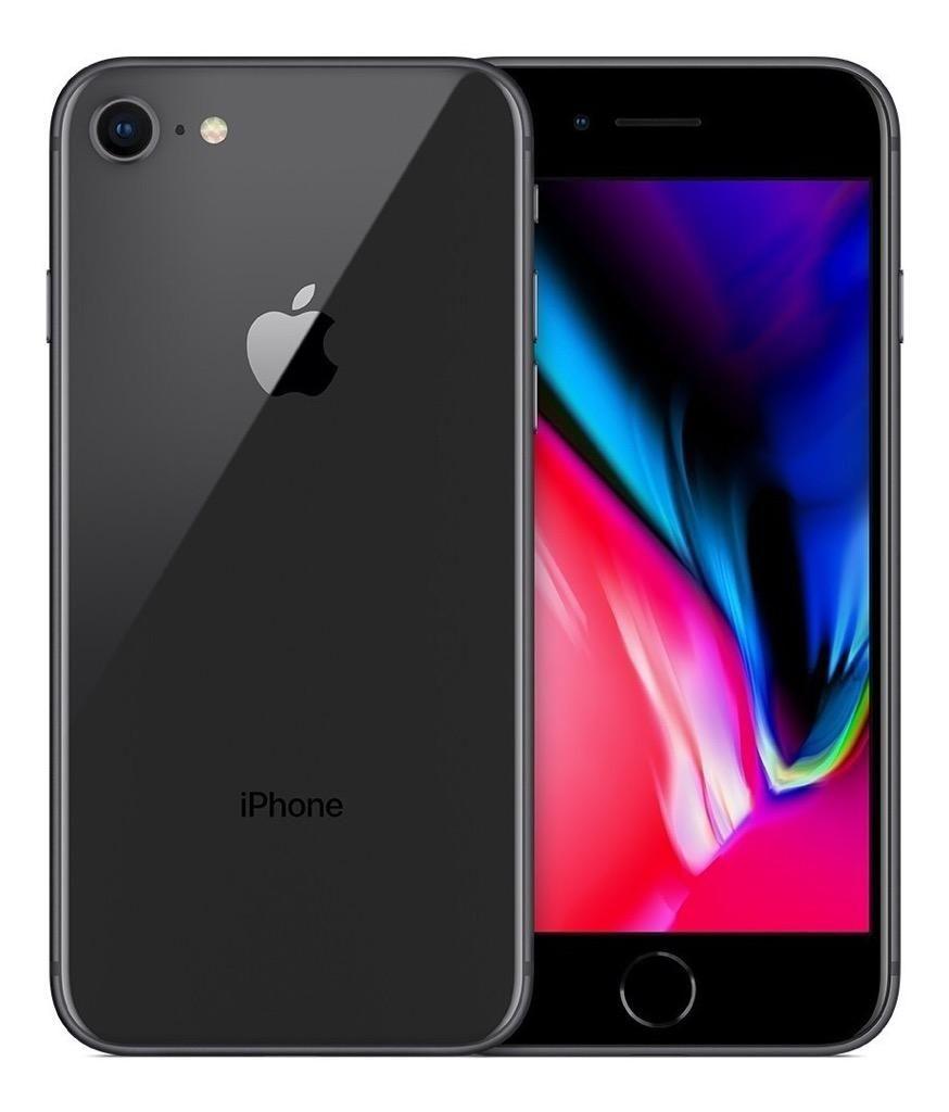 iPhone 8 Plus 64 Gb Negro Semi Nuevo