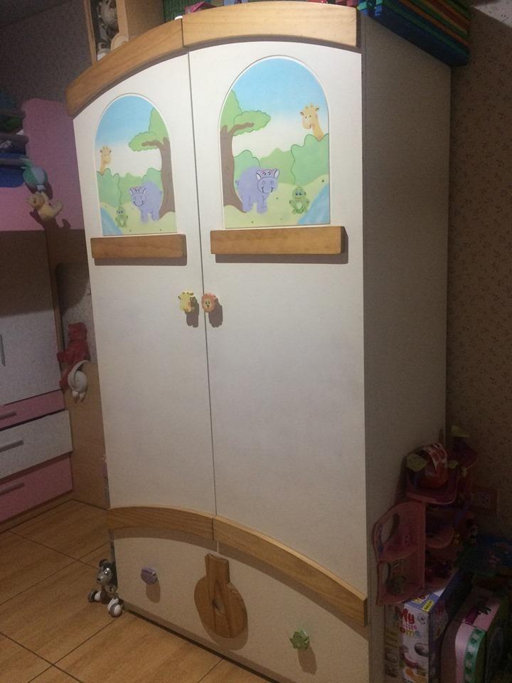 Juego de dormitorio para bebe