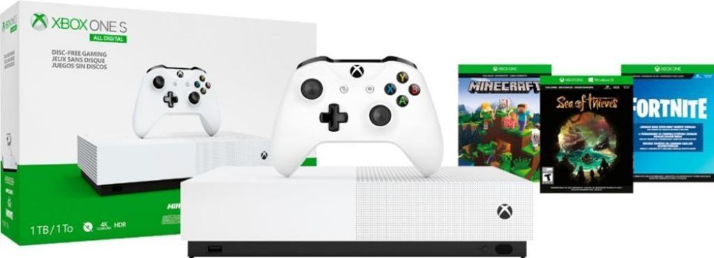 Xbox One S 1tb Digital Edition a Pedido