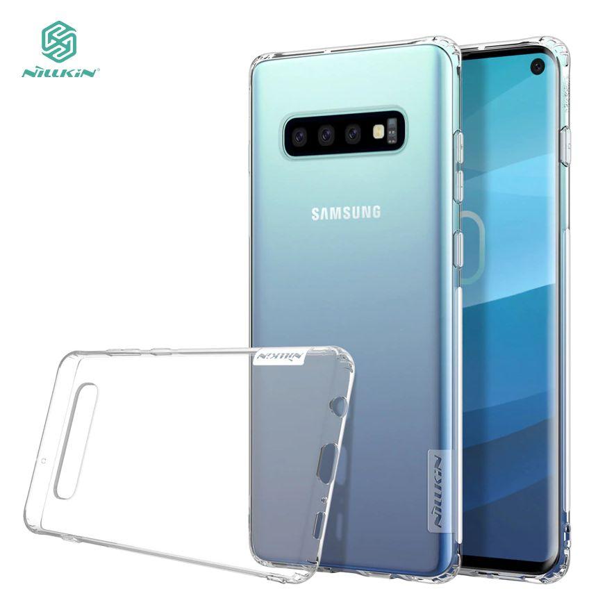 Case Transparente Nillkin para Samsung Galaxy S10 / S10e /