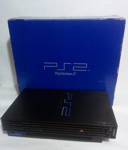 Playstation 2 Fat Operativo En Buen Estado