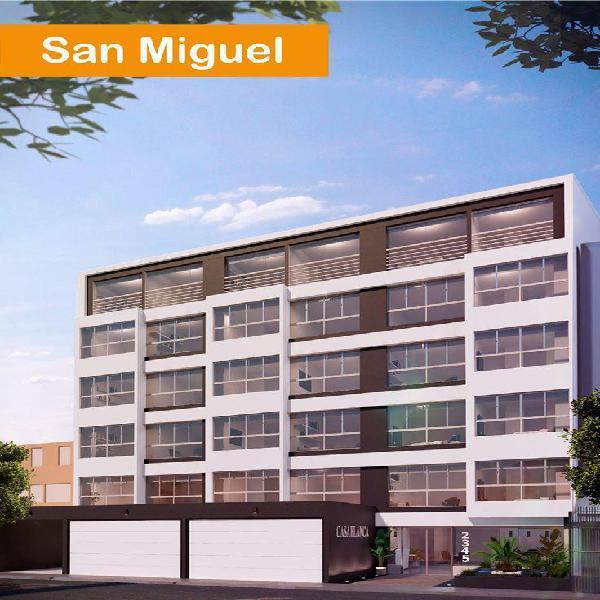 Proyecto Residencias Casablanca en La Mejor Zona de San