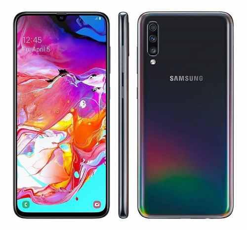 Samsung Galaxy A70 / 6gb Ram / 128gb + Microsd 128gb Sellado