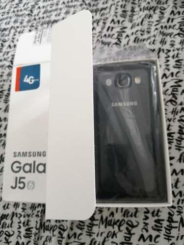 Samsung Galaxy J5 2016 Nuevo En Caja 16gb Negro 4g