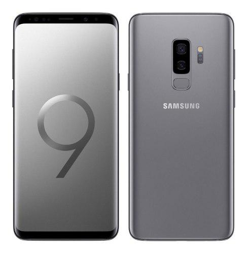 Samsung Galaxy S9 + Plus / 6gb + 128gb / 12mp / Nuevo Tienda