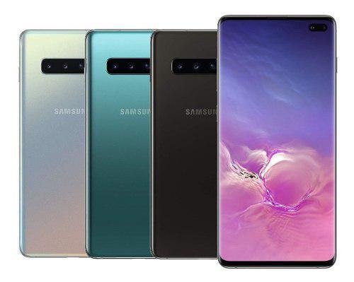 Samsung Galaxy S10 Plus Snapdragon / 8gb Ram / 128gb Tienda