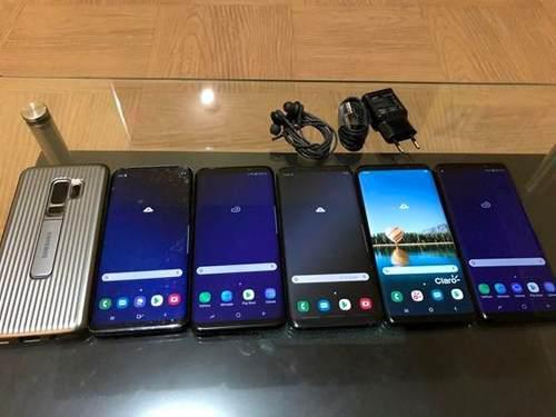 Samsung S9 Plus Imei Original Libres