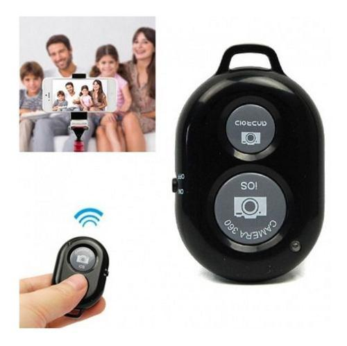 Control Bluetooth Para Tomar Selfies Celular Camara *envios