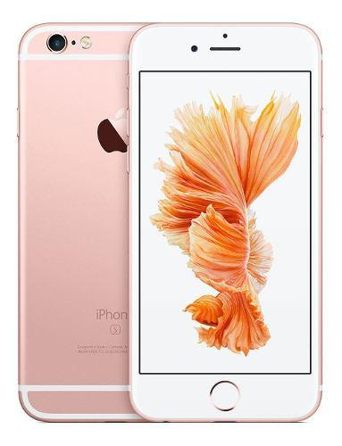 Apple iPhone 6s 32gb Rose Gold Libre Sellado Garantía Apple