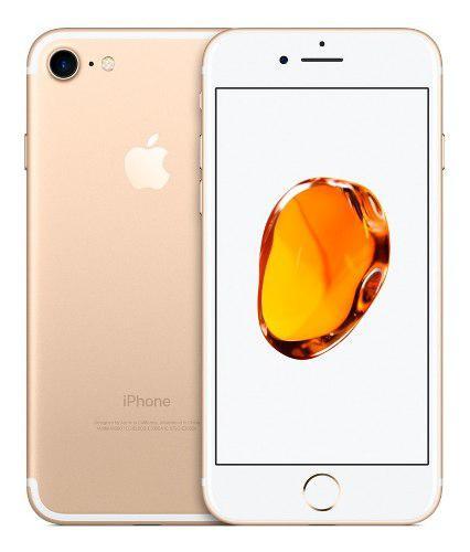 Apple iPhone 7 32gb Gold Nuevo Sellado Tienda Garantía