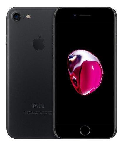 Apple iPhone 7 32gb Negro Nuevo Sellado Tienda Garantía