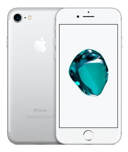 Apple iPhone 7 32gb Silver Nuevo Sellado Tienda Garantía
