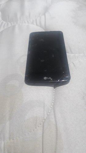 Celular Lg K10 Negro/ 928066136