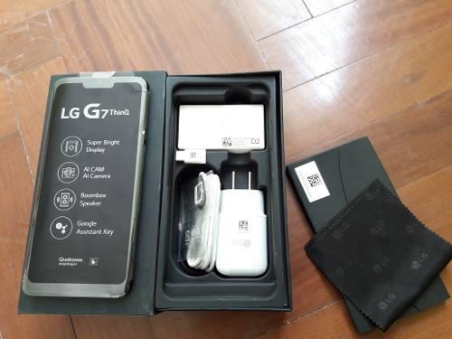 Lg G7 Thinq 64 Gb Y 4 Gb Ram