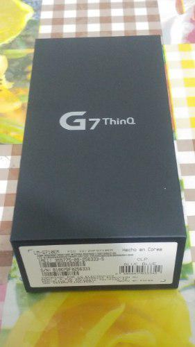 Lg G7 Thinq Nuevo En Caja + Accesorios. Precio De Oferta