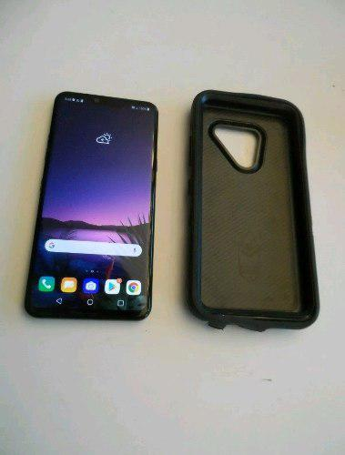 Lg G8 Thinq (no G8s) Pantalla 2k 128gb Memoria Quad Dac