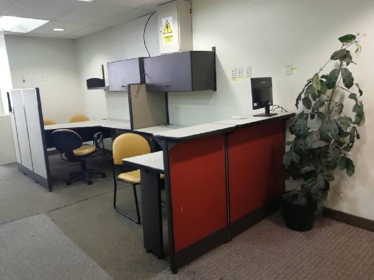 Oficina en Alquiler Amoblada en Republica de Panama San